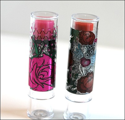 Hard Candy glossy tinted lip balm