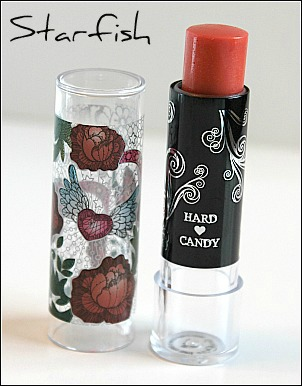 Hard Candy tinted lip balm Starfish