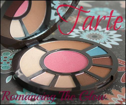 Tarte Romancing The Glow Amazonian Clay Eye and Cheek Palette