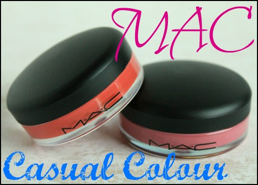 MAC Casual Colour Weekend Getaway and Out For Fun