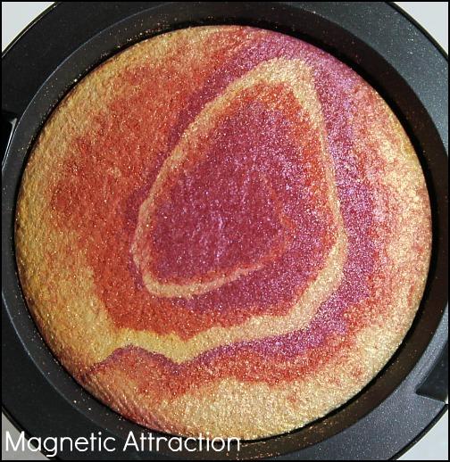 mac magnetic attraction eyeshadow