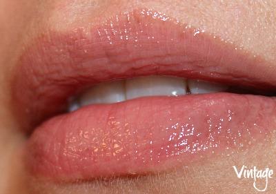 Bite Lip Shine Vintage swatch