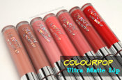 colourpop ultra matte liquid lip