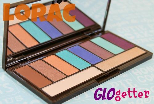 Lorac GLOgetter Eye Shadow Palette