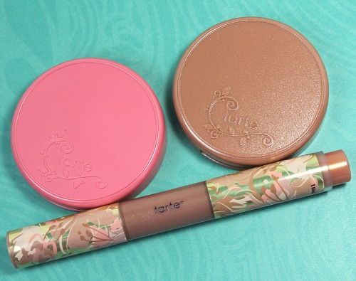 Tarte Blush and Gloss Hautelook Haul