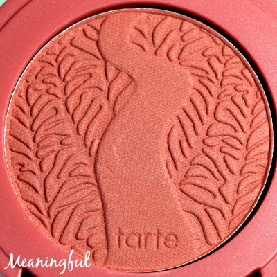 Tarte Meaningful Amazonian Clay Blush
