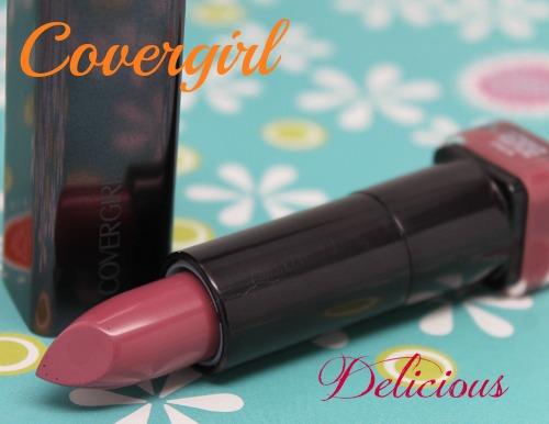 Covergirl Lip Perfection Lipstick in Delicious