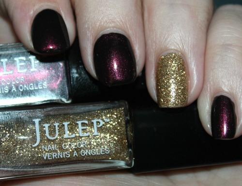 Julep Jillian and Andrea Nail Polish