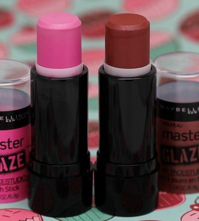 Maybelline Master Glaze Cream Blush Stick