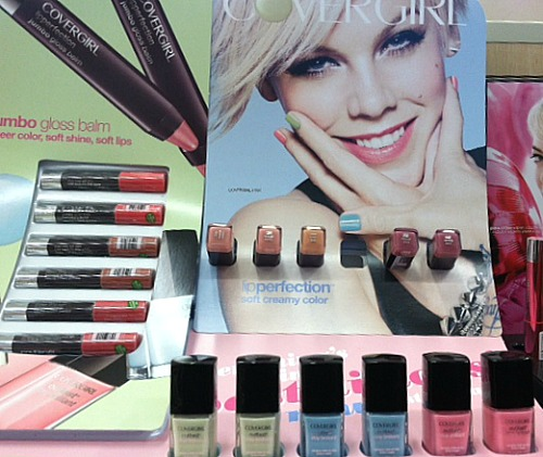 Covergirl Spring 2014 Pastelicious Collection